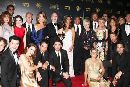 USA - 2015 Daytime Emmy Awards - Los Angeles